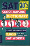 SAT Score Raising Dictionary