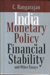 India Monetary Policy Financial Stability and Other Essays
