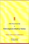 Public Private Partnership in Redevelopment of Railway Stations