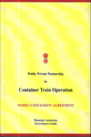Public Private Partnership in Container Train Operation