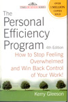 The Personal Efficiency Program : How to stop feeling overwhelmed and win back control of your work
