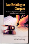 Law Relating to Cheques