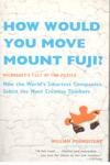 How Would You Move Mount Fuji