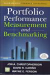 Portfolio Performance Measurement and Benchmarking