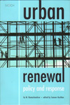 Urban Renewal Policy and Response