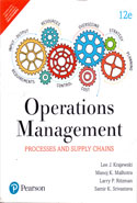 Operations Management Process and Supply Chains