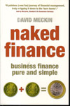 Naked Finance Business Finance Pure and Simple