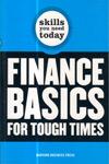 Finance Basics for Tough Times