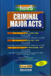 Criminal Major Acts Containing Indian Penal Code 1860 Indian Evidence Act 1872 Code of Criminal Procedure 1973