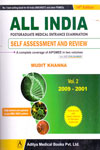 All India Postgraduate Medical Entrance Examination Self Assessment and Review Vol 2