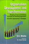 Organisation Development and Transformation