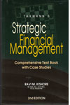 Strategic Financial Management Comprehensive Text Book with Case Studies