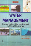 Water Management Conservation Harvesting and Artificial Recharge