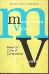 Management by Values Towards Cultural Congruence