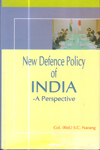 New Defence Policy of India