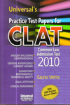 Practice Test Papers for CLAT Common Law Admission Test 2010