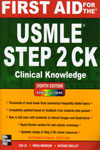 First Aid for the USMLE Step 2 CK (Clinical Knowledge)