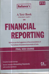 A Text Book on Financial Reporting