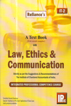 A Text Book on Law Ethics and Communication