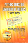 21 Years Digest on Dishonour of Cheques 1989 to 2009