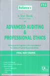 A Text book on Advanced Auditing and Professional Ethics