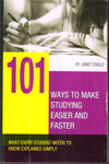 101 Ways to Make Studying Easier and Faster