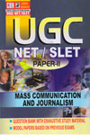 UGC NET SLET Mass Communication and Journalism Paper II