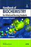 Handbook of Biochemistry for Allied and Nursing Students