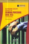 Supreme Court Digest of Criminal Procedure Code 1973