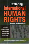 Exploring International Human Rights Essential Readings