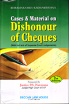 Cases and Material on Dishonour of Cheques