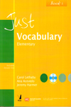 Just Vocabulary Elementary