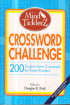 Crossword Challenge 200 Tough to Solve Crosswords for Expert Puzzlers