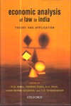 Economic Analysis of Law in India Theory and Application