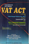 Handbook on WB VAT Act 2003 as amended by West Bengal Finance Act 2010