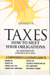 Taxes How to Meet Your Obligations