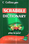 Scrabble Dictionary (Pocket Size)