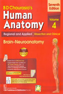 Human Anatomy Regional and Applied Dissection and Clinical Head and Neck Brain Neuroanatomy Volumes 3 and 4