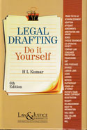 Legal Drafting Do It Yourself