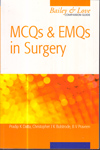 Bailey and Love MCQs and EMQs in Surgery