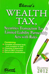 Wealth Tax Act Securities Transaction Tax and Limited Liability Partnership Acts with Rules