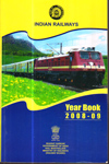 Indian Railways Year Book 2008 to 2009