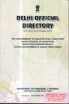 Delhi Official Directory