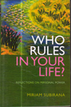 Who Rules in Your Life