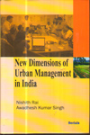 New Dimensions of Urban Management in India
