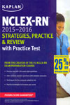 NCLEX RN Strategies Practice and Review With Practice Test 2015-2016