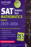 SAT Subject Test Mathematics Level 2 2015-2016