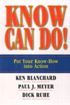 Know Can Do Put Your Know How Into Action