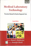 Medical Laboratory Technology A Procedure Manual for Routine Diagnostic Tests Vol 2