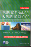 Public Finance & Public Choice : Analytical Perspectives